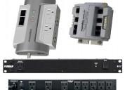 Protectores y reguladores de voltaje y corriente p