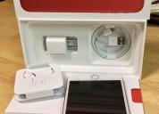 Apple iphone 7 plus rojo