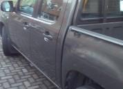 Arriendo camioneta doble cabina