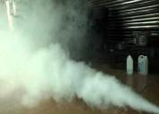 Maquina de humo alquiler en guayaquil