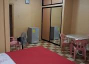 Alquilo habitaciÓn amoblada, entrada independiente
