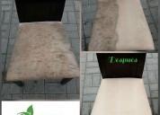Lavado de muebles y tapiceria en general