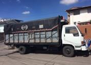 Alquiler de camion para viajes y mudanzas a precio comodos