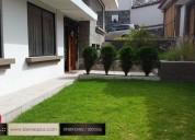 Villa con area verde sector totems 5 dormitorios