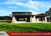 casa en construccion de venta 3 dorm sector tarqui 74 000 en cuenca