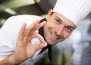 Profesional cocina chef extranjero en quito