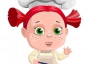 Necesito cocinera con experiencia y que pueda limpiar una casa en cuenca