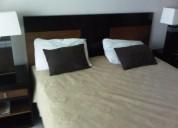 Suite amoblada de alquiler en el 3er piso de torre sol av juan tanca marengo 1 dormitorios