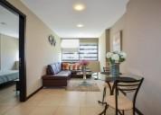 Suite en alquiler en bellini i sector centro de guayaquil 1 dormitorios
