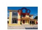 383 hermosa casa en conjunto residencial 3 dormitorios