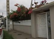 Salinas chipipe alquilo casa a 3 cuadras de la playa 3 dormitorios
