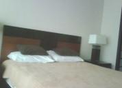De oportunidad suite amoblada en edificio torre sol sector mall del sol 1 dormitorios