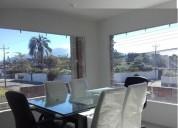 Anticresis departamento nuevo 110 m2 valle los chillos 2 dormitorios