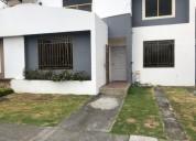 En portoviejo se alquila departamento urbanizado en planta baja 3 dormitorios