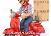 Motorizado busca empleo en durán