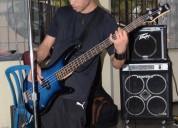 Bajista baterista y corista en durán