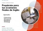Clases de ingles para todo nivel y otras materias hasta 1ro ciencias