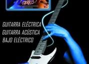Academia christian stephen de calvario cursos de guitarra y bajo electrico