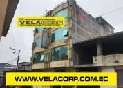 Vendo propiedad altamente comercial en la calle guayaquil en santo domingo