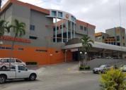 Clinica kennedy alborada planta baja con parqueo en daule