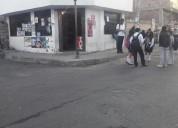 Vendo tienda en lican en riobamba