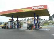 Vendo gasolinera en quito vende un promedio de 300 000 galones de combustible