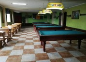 Local comercial y canchas de boley en quito
