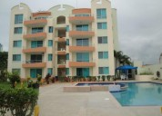 Tonsupa departamento amoblado sector diamond beach esmeraldas 3 dormitorios