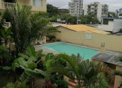 Rento departamento playa tonsupa esmeral 2 dormitorios