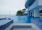 Grand diamond beach departamento de lujo frente al mar 2 dormitorios