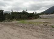 Vendo terreno de 4500 m2 en Otavalo San Pablo