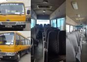Vendo buseta jac 2011 de 28 pasajeros