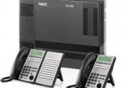 Programacion de centrales telefonicas nec topaz y