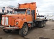 Scania 110 mula
