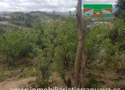 Casa con terreno de 1.000m2 en guallabamba