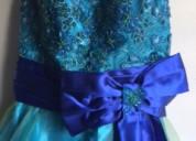 vestido de dama para gala o fiesta