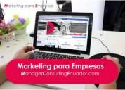 Facebook marketing para empresas