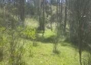Precioso terreno en el campo