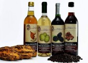 Vinos organicos ecuador