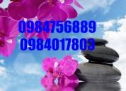 Masajes en agua expectaculares nenas -0984017803 -