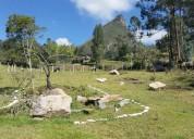 Terreno de ensueño para finca vacacional