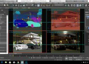 Sketchup - autocad - 3dmax samborondón