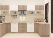 Muebles de cocina a 70 dolares mt lineal