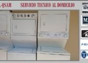 Servicio tecnico reparacion de lavadoras a domicil