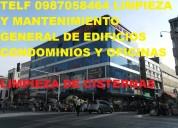 Telf 0992448828 limpieza de escuelas y colegios in