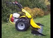 Motocultores marca pascuali de 6.5 hp y 11 hp con