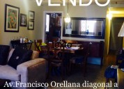 Vendo en av fco orellana casa con local