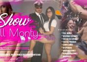 Show de full monty junto a nuestros(as) strippers