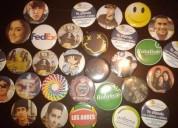 Pines o botones publicitarios  bajo costo campaÑas