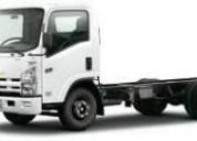Liquidacion de camiones chevrolet